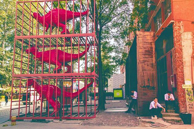 798 art district - luxury china holidays