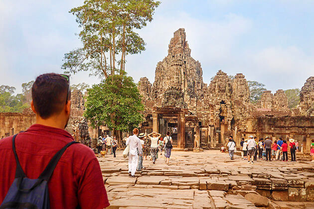Angkor temple - luxury tours to cambodia
