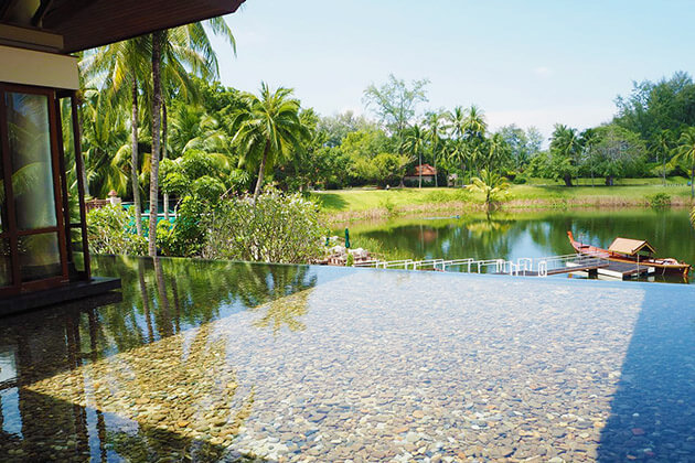 Banyan Tree Spa Sanctuary - well being in thailand