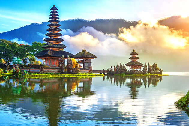 Best of the year to visit Indonesia