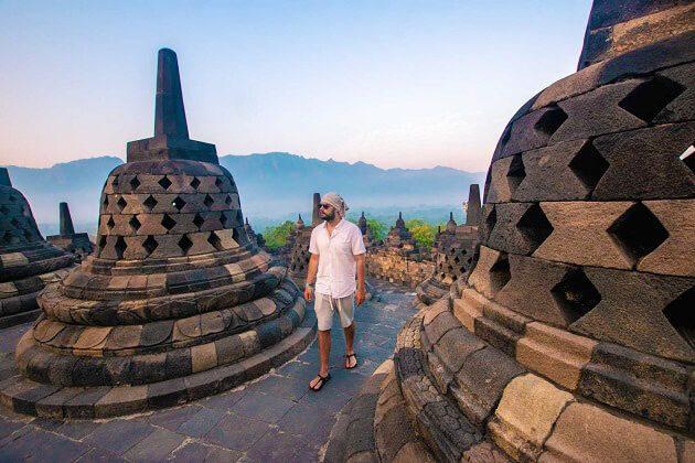 Borobudur - indonesia luxury travel packages