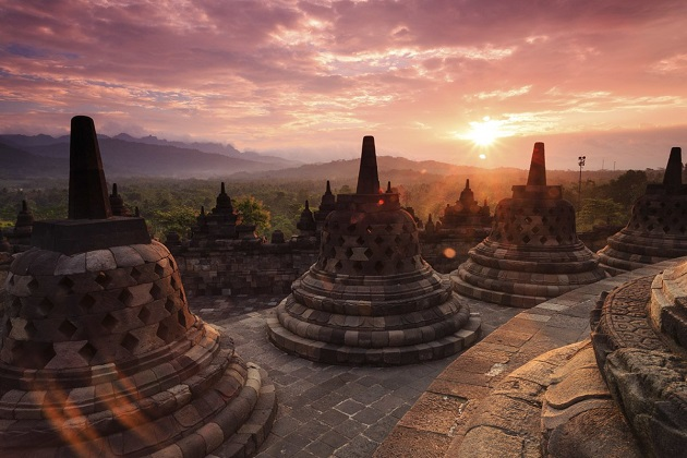 Borobudur - things to do in asia