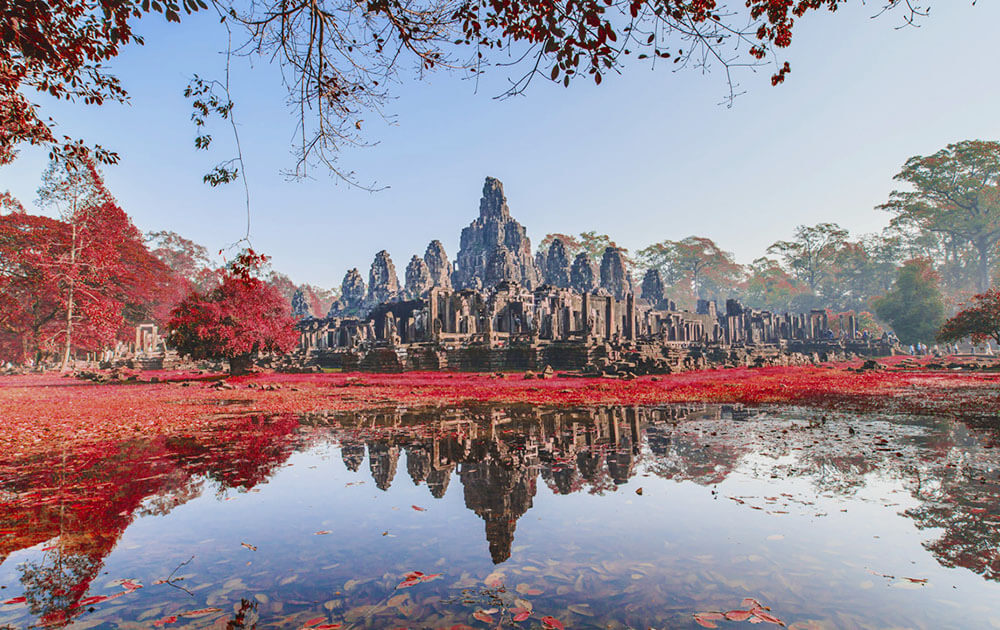 Cambodia Luxury Trips to Angkor Wat