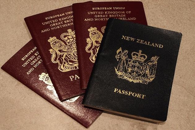 Cambodia Visa and Passport