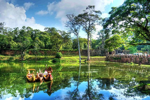 Cambodia luxury tours - Lavish Journey to Cambodia