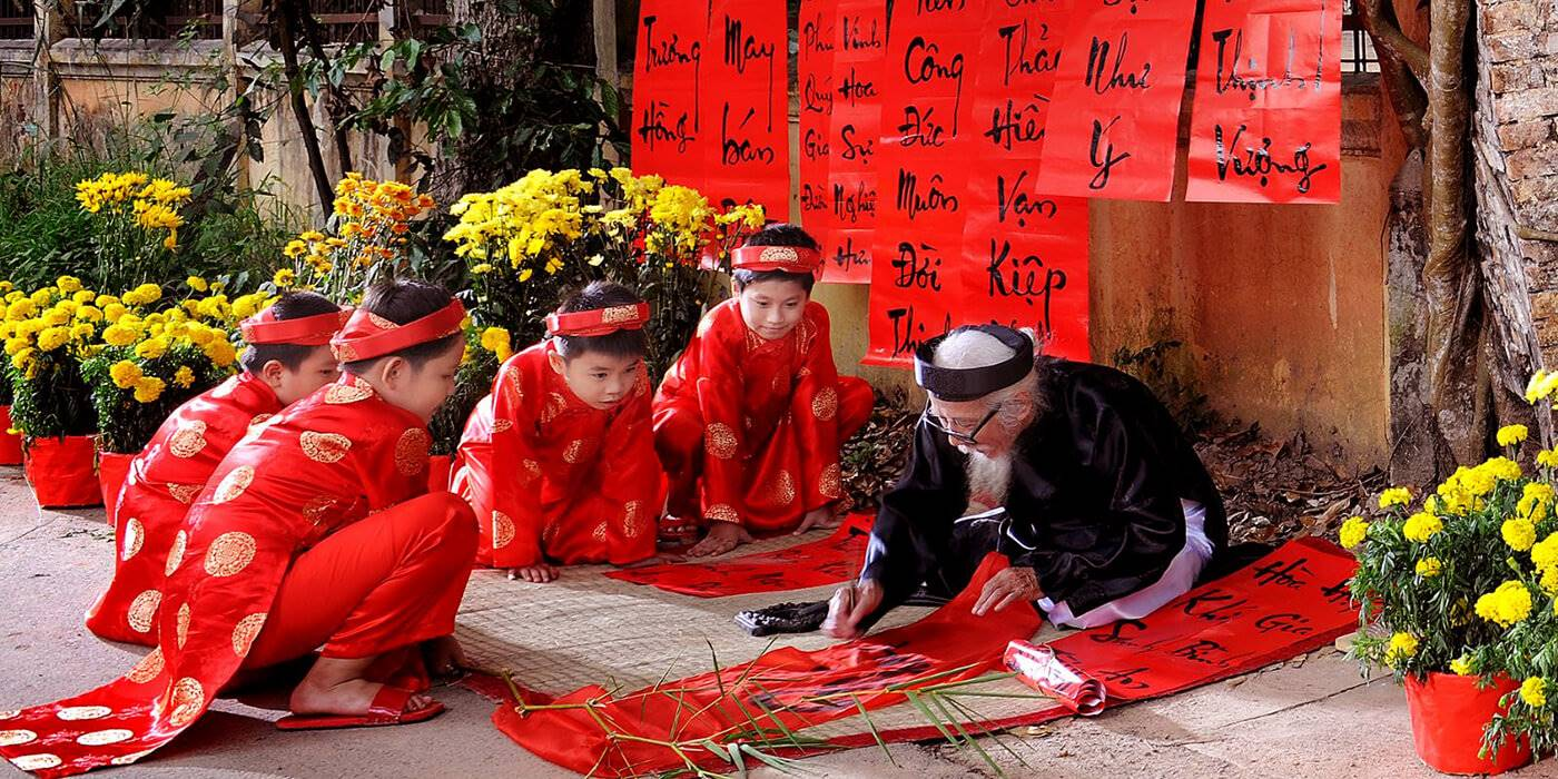 Celebrate Tet Holiday - Vietnamese Lunar Year