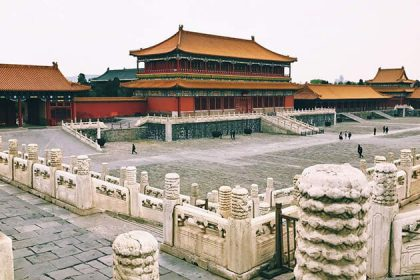 Forbidden City - china luxury tours