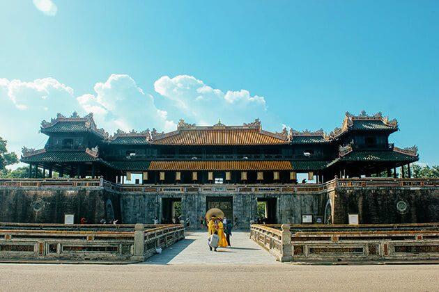 Forbidden Purple City - vietnam luxury travel packages