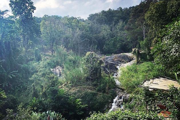 Huay Kaew Waterfall