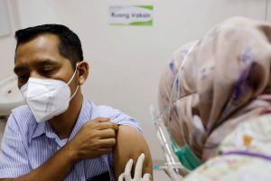 Indonesia begins One of World's Biggest COVID-19 Vaccination Campaign