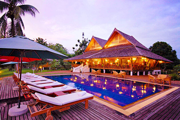 La Folie Lodge - luxury holiday in laos