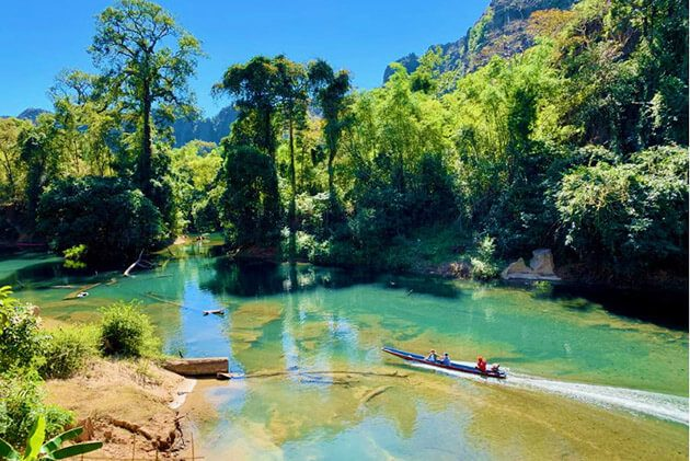 The Charm of Southern Laos - Luxury Laos Trips