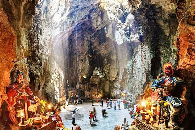 Marble Mountain - vietnam luxury tours