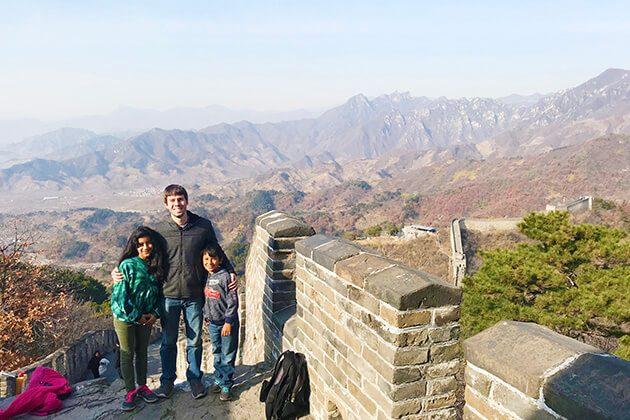 Mutianyu Great Wall - best luxury china tour