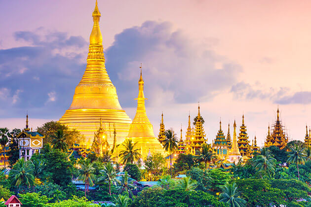 Myanmar - luxury asia tours