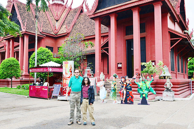 National Museum - luxury tours for cambodia
