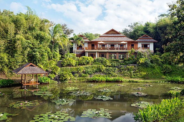 Pa Sak Tong - thailand luxury tour packages