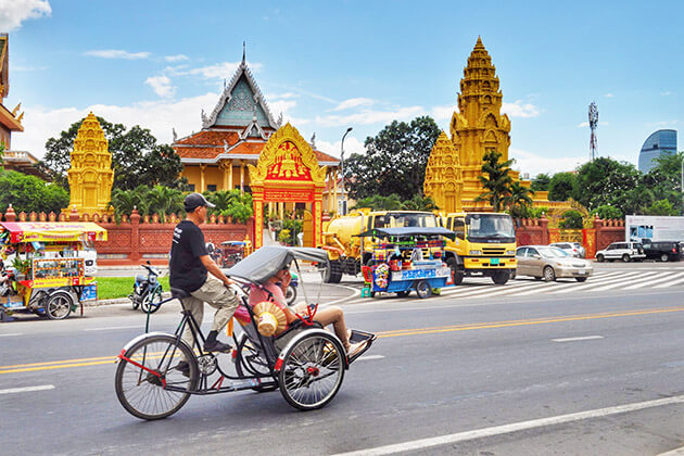 Phnom Penh - best time of the year to visit cambodia