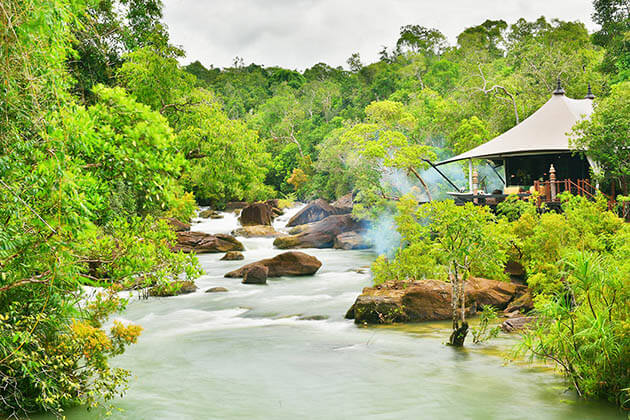 Romance and Relaxation Cambodia luxury trips
