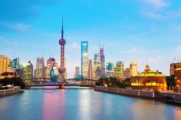 Shanghai - luxury china holidays