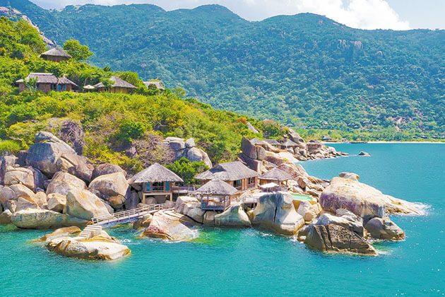Six Senses Ninh Van Bay - best luxury tour vietnam