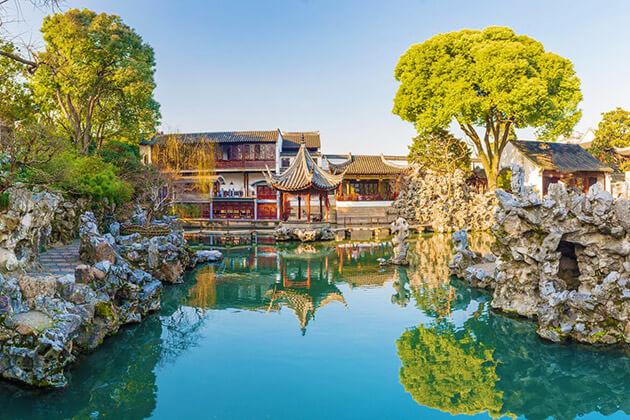 Suzhou's Historic Gardens