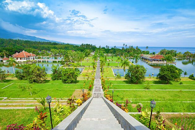 Taman Ujung Complex - indonesia luxury tours
