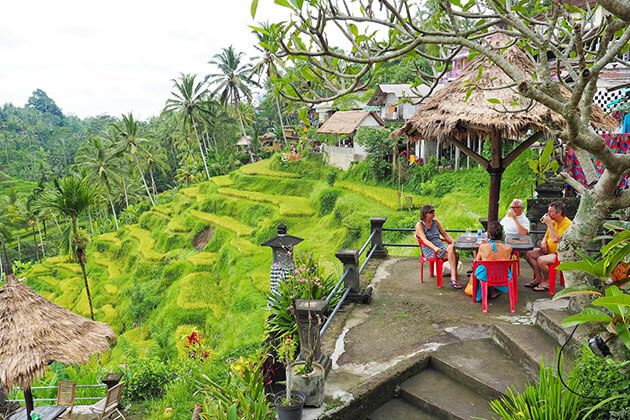 Tegalalang Village - indonesia luxury travel packages