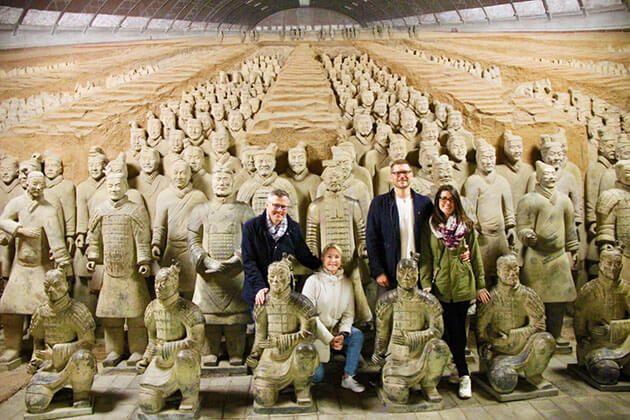 Terracotta Warriors - luxury holidays in china