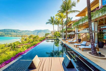 Thailand luxury trips in ANDARA RESORT