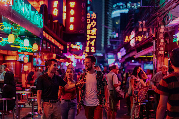 The Best Thailand Nightlife Experience