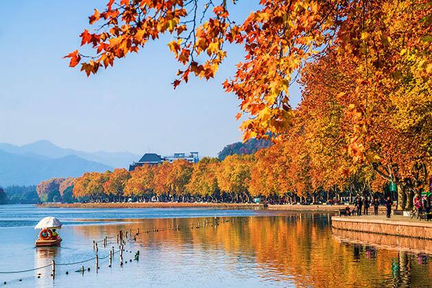 West Lake - luxury china holidays