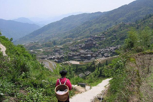 Xiaozhai village