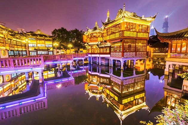 Yu Gardens - best luxury china holidays