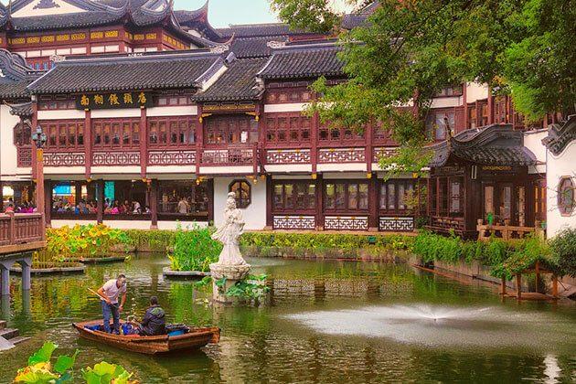 Yuyuan Garden - best luxury tour of china