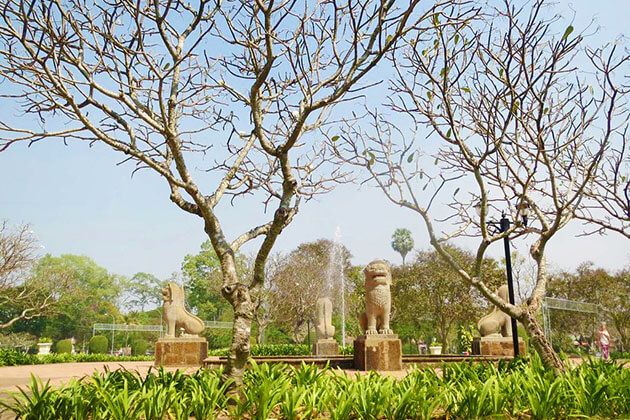 best time of year to visit cambodia - Dry Season in Cambodia