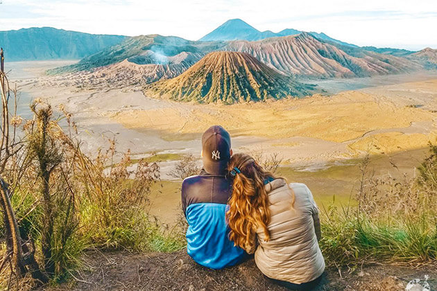best time to visit java indonesia