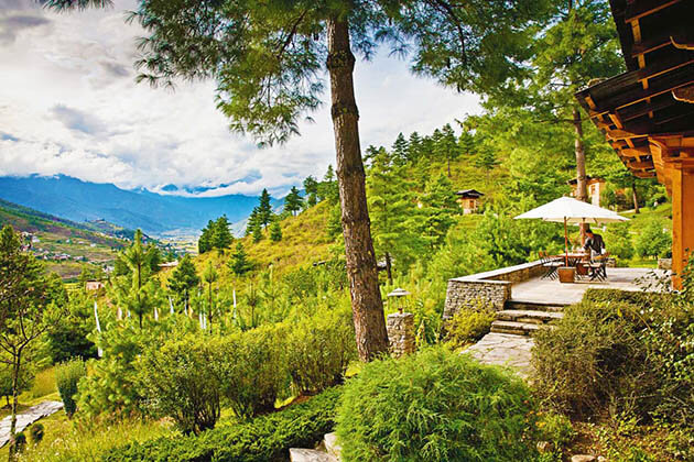 bhutan - time to visit in asia