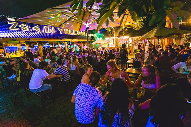 chiang mai - thailand nightlife