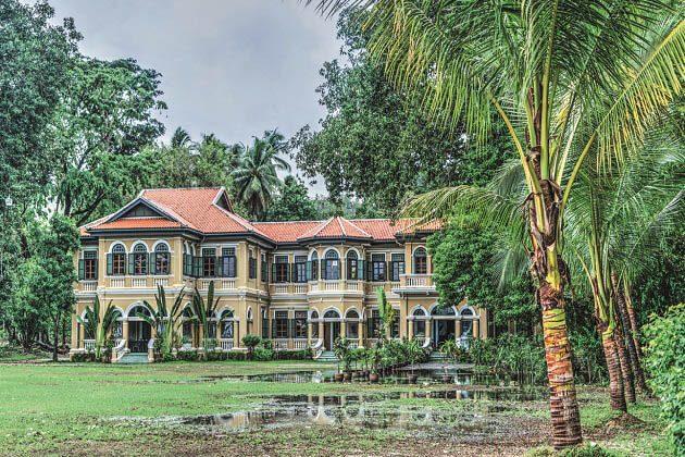 chinpracha mansion - well being retreat thailand