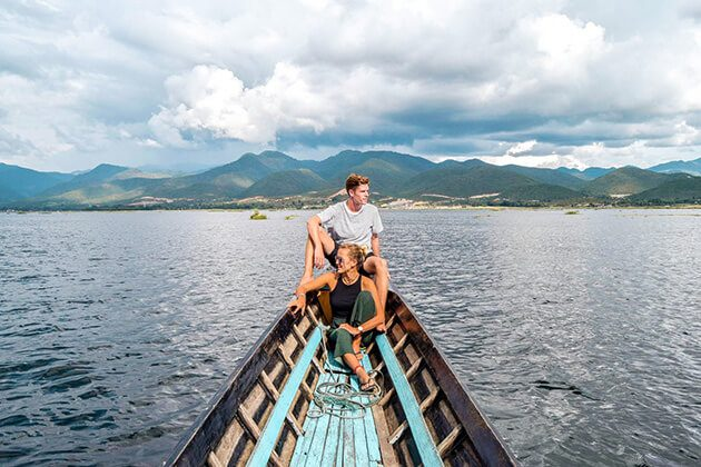 inle lake - luxury tours to myanmar