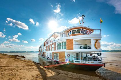 irrawaddy in luxury Myanmar holidays
