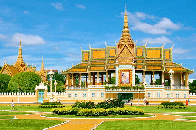 majestic Royal Palace