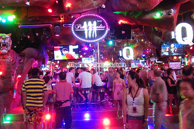 nightlife in thailand phuket