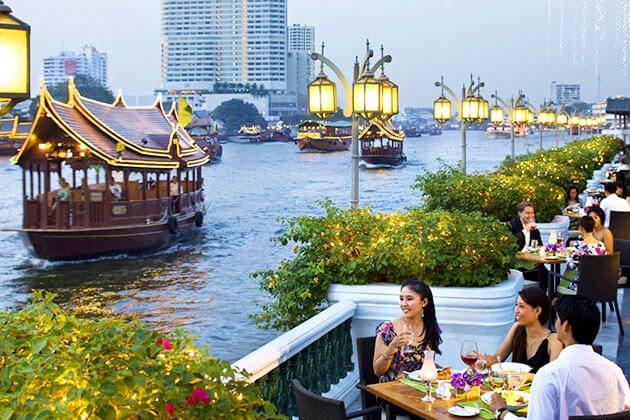 thailand luxury holiday packages 14 days
