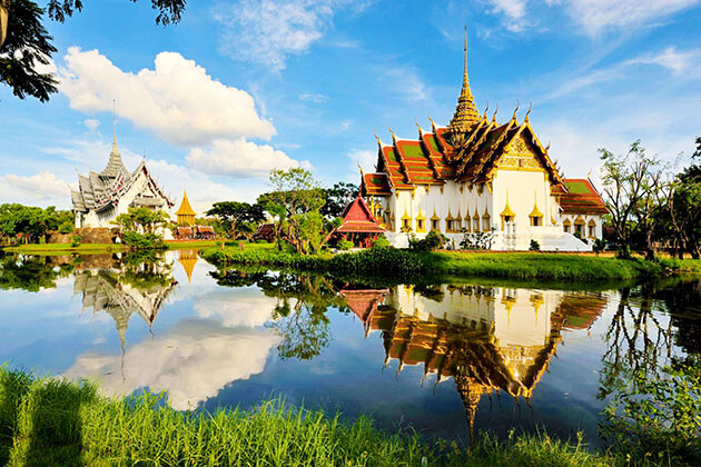 thailand - the best time to visit asia