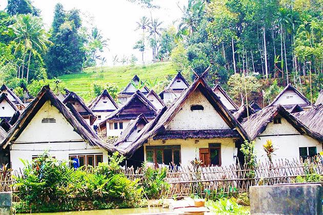 village of Kampung Pasanga