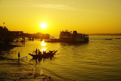 yangon river - myanmar luxury private tours