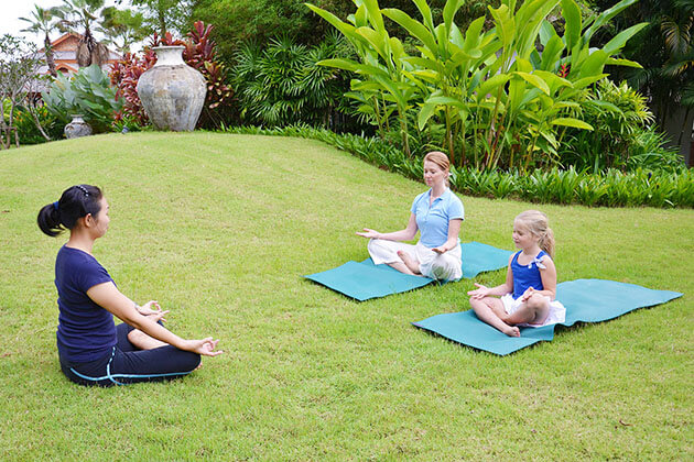 yoga - best luxury tour thailand